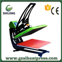 Shilong Cheap Used Lowest Price High Pressure T Shirt rosin Printing Sublimation Printer Heat Thermo Press Machine For Sale