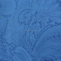 lace fabric for curtains 100% polyester blackout fabric blackout curtain fabric with butterfly