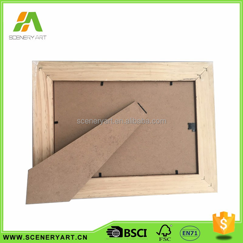 Good quality handmade photo frames with writing