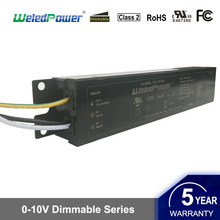 Top Brand UL FCC 3x 20W 30-38V multiple output led tube Driver