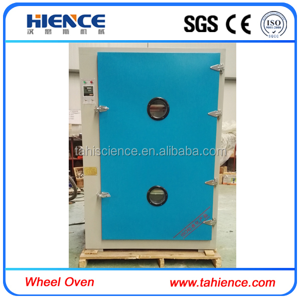 Electric Powder Coating Oven With Heating Elements For Car Wheel Rim