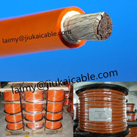 pvc battery cable 25mm2, welding cable