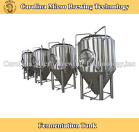 hot sale 20bbl stainless steel beer fermentation tank for hotel
