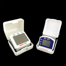 CE FDA Approved High Quality Electronic Wrist Blood Pressure Meter