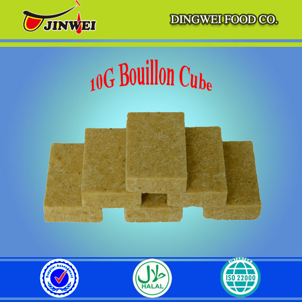 High quality 454g bouillon cubes/ chicken essence/ chicken flavor seasoning