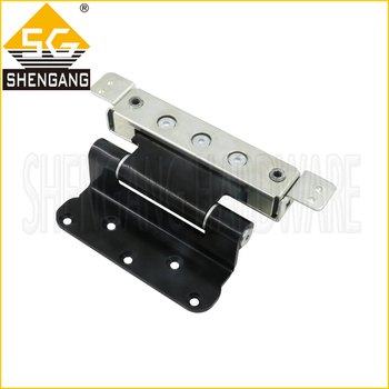premium weld on steel security door hinges