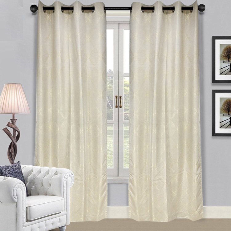 Guaranteed Quality cheap luxury Jacquard Curtain For Bedroom