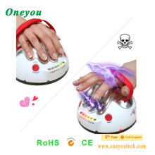 2016 hot sale funny electric shocking game shocking liar Polygraph lie detector for party