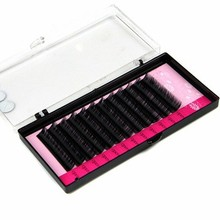 New arrival faux mink eyelash extensions wholesale Eyelash extension supplies