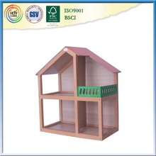 Outdoor wooden tree house with high quality