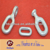 Hardware ZH-7 eye chain links for electrical power fitting made in China