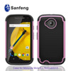 2015 high quality lovely smart phone cover for moto e lte /generation 2