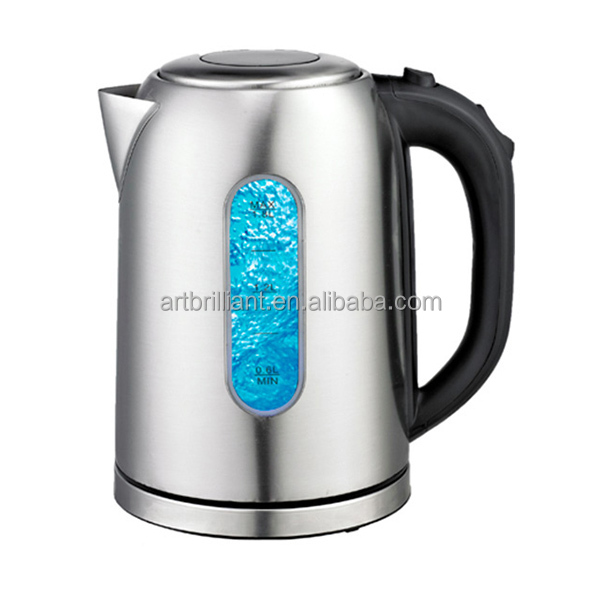 2014 1.8 Liter superior new electric kettle with STRIX controller