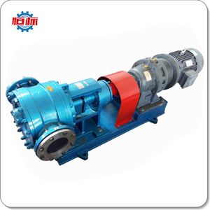 Rotary internal gear pumps high viscosity liquid terminal asphalt emulsion bitumen transfer pump