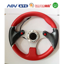Omp steering wheel with car steering wheel cover