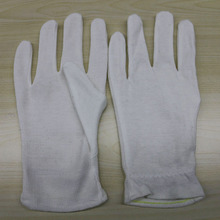 Most Popular Best Selling Anti-Static White Cotton Gloves