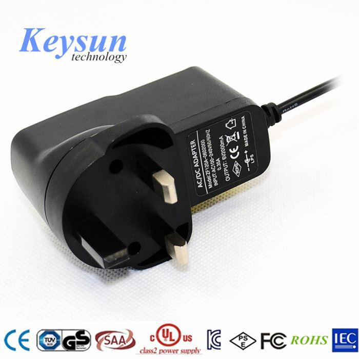 AC 100-240v 4.5V 1.5A adapters for mobile phone