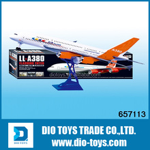 wholesale wire control airplane with light for sale