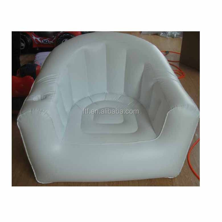 inflatable chairs and sofas/sofa,fashional pvc inflatable sofa for adult