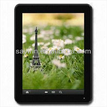 8inch RK3066 Dual Core firmware android 4.0 tablet