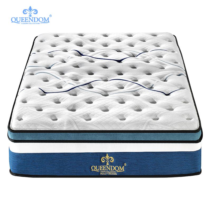 Hot selling healthy rolled memory foam mattress - Jozy Mattress | Jozy.net