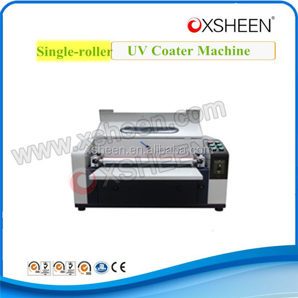 one roller embossing machine,UV varnish printing machine