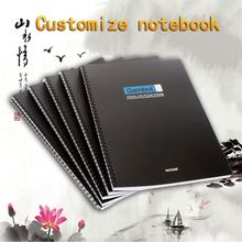 Wholesale cheap cheap spiral business portfolio notebooks