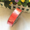 Wholesale outdoor red plastic ribbon