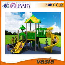 LLDPE material outdoor equipment playground for restaurant equipment