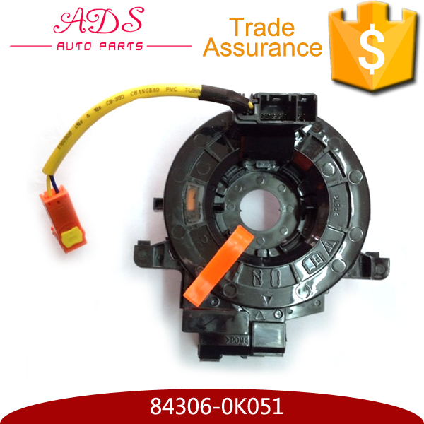 China NCP91 Spiral Cable Assy for Toyota Vios Hilux Vigo OEM:84306-0K051
