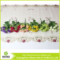 5 branches decoration flowers artificial clove bouquet