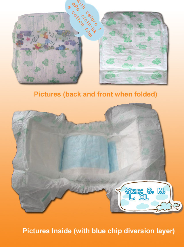 Disposable Baby and Adult Diapers, Baby Diapers Manufacturers China