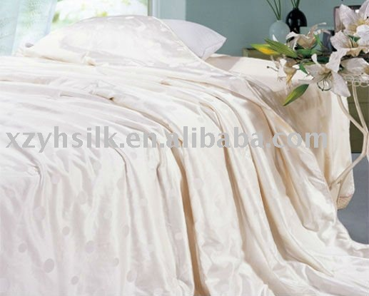 Silk Bedding /Bed Sheet