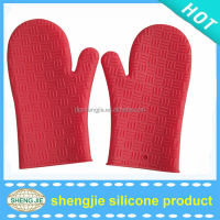 2015 Promotional multiple styles heart insulation silicone gloves/sleeve