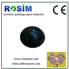 Rosim Magnetic and IR Car Parking Space Sensor WPSD-340s for Outdoor Parking Lot Space Guidance System