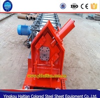 Automatic Steel Light Steel Keel Roll Forming Machine Metal Stud Track Steel Guage Frame Ceiling Making Machine With C