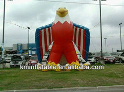 giant inflatable American eagle