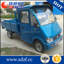 2017hot!!! 4 wheel pickup electric garbage truck
