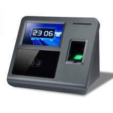 Free SDK Dual HD Camera Facial Recognition Device Face Id Time Attendance System With Access Control