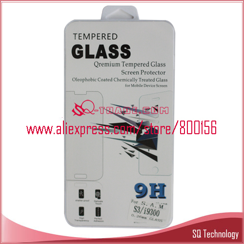 0.26mm for iPhone 4 / 4S Tempered Glass Screen Protector