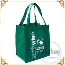 foldable reusable shopping fashion coated bags ultrasonic welding non woven bag