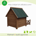 New design cheap price fir wood dog house design