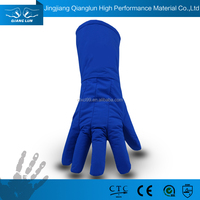 2015 most funcional and exported to Europe low temperature gloves