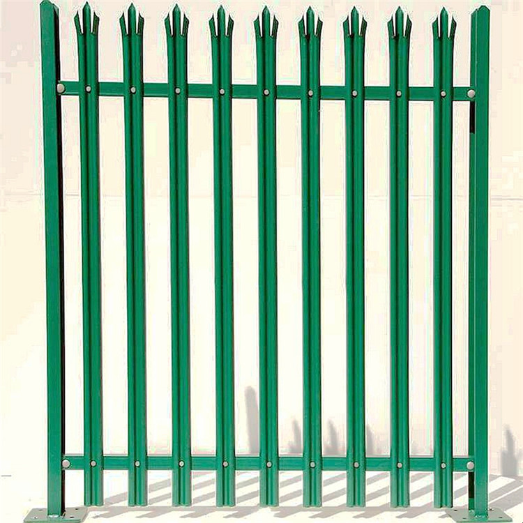 <strong>D</strong> and W Steel Palisade Fence Designs Palisade Fence Panel