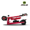 2016 shenzhen factory new model Disc Brake type two wheel electric motorcycle for adult foldable li battery electric scooter