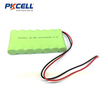 NI-MH 8.4V 1300mAh Industrial Rechargeable battery pack