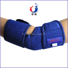 Sports neoprene orthopedic elbow support arm splint / Enhance elbow fracture brace / CE proved adjustable elbow support HE-06S