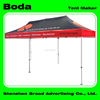 hexagonal aluminum frame pop up tent canopy