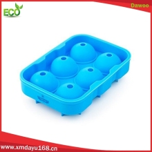 New arrival Bar accessories silicone ice ball maker mold