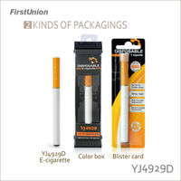 New product launch elektro shisha YJ4929D disposable electronic cigarette cartomizer hookah pen